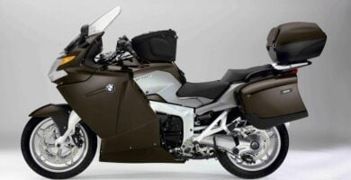 Manual Moto BMW-K 1200 GT-2006 de Usuario PDF GRATIS
