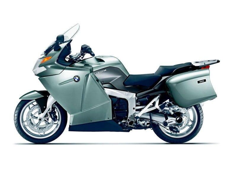 Manual Moto BMW-K 1200 GT-2007 de Usuario PDF GRATIS