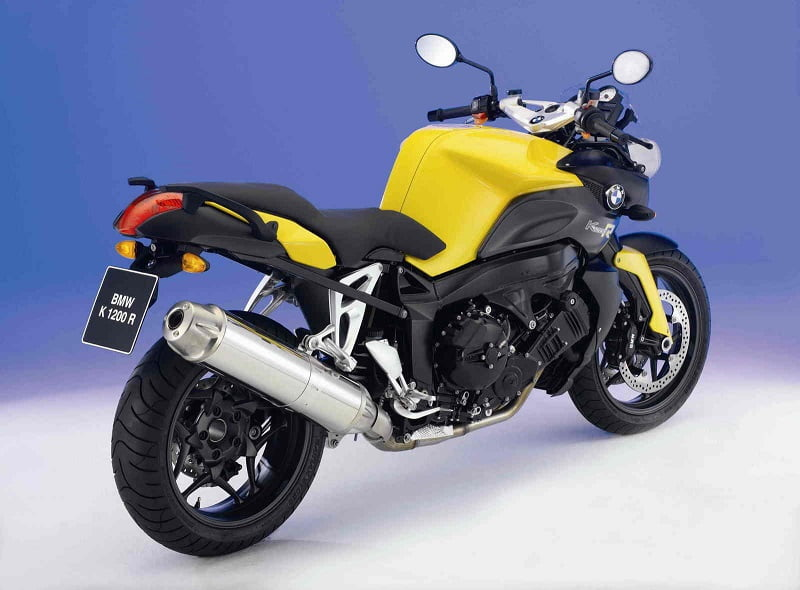 Manual Moto BMW-K 1200 R-2006 de Usuario PDF GRATIS