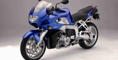 Manual Moto BMW-K 1200 R-2007 de Usuario PDF GRATIS