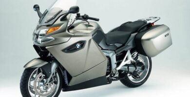 Manual Moto BMW-K 1300 GT-2008 de Usuario PDF GRATIS