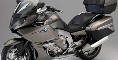 Manual BMW-K 1600 GT-2014 de Usuario PDF GRATIS