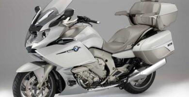 Manual BMW-K 1600 GTL Exclusive-2014 de Usuario PDF GRATIS