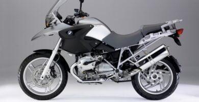 Manual BMW-R 1200 GS-2006 de Usuario PDF GRATIS