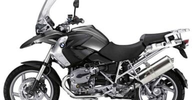 Manual BMW-R 1200 GS-2009 de Usuario PDF GRATIS
