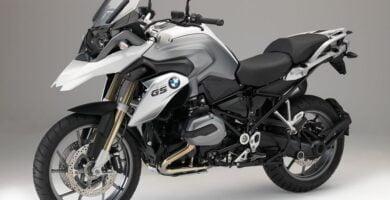 Manual BMW-R 1200 GS-2015 de Usuario PDF GRATIS