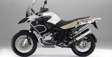 Manual BMW-R 1200 GS Adventure-2011 de Usuario PDF GRATIS