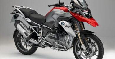 Manual BMW-R 1200 GS Adventure-2013 de Usuario PDF GRATIS