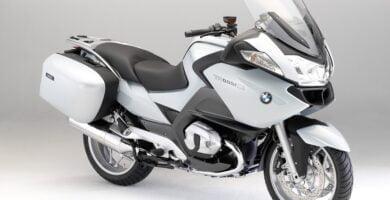 Manual BMW-R 1200 RT-2009 de Usuario PDF GRATIS