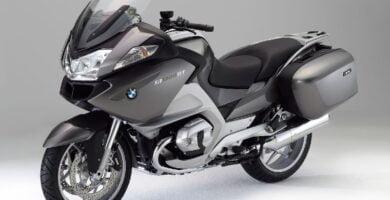Manual BMW-R 1200 RT-2013 de Usuario PDF GRATIS