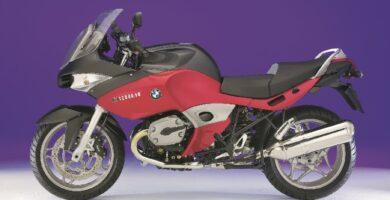 Manual BMW-R 1200 ST-2004 de Usuario PDF GRATIS