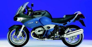 Manual BMW-R 1200 ST-2006 de Usuario PDF GRATIS