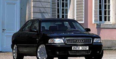 Catálogo de Partes AUDI A8 2000 AutoPartes y Refacciones
