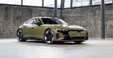 Catálogo de Partes AUDI E-Tron GT 2013 AutoPartes y Refacciones