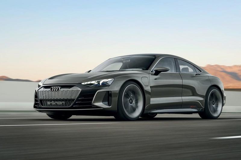 Catálogo de Partes AUDI E-Tron GT 2019 AutoPartes y Refacciones
