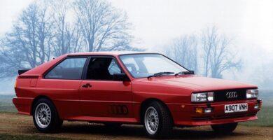 Catálogo de Partes AUDI Quattro 1982 AutoPartes y Refacciones