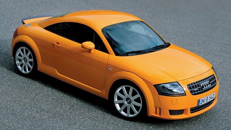 Catálogo de Partes AUDI TT 2003 AutoPartes y Refacciones