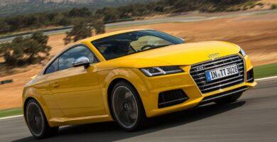 Catálogo de Partes AUDI TT 2015 AutoPartes y Refacciones