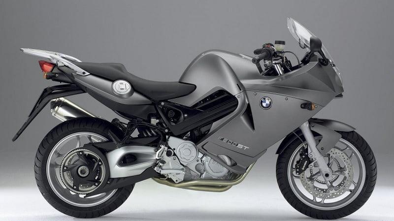 Manual Moto BMW-F 800 ST-2007 de Usuario PDF GRATIS