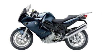 Manual Moto BMW-F 800 ST-2009 de Usuario PDF GRATIS