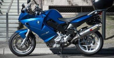 Manual Moto BMW-F 800 ST-2011 de Usuario PDF GRATIS