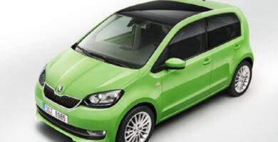 Catálogo de Partes SKODA Citigo 2017 AutoPartes y Refacciones
