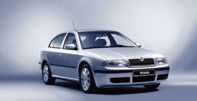 Catálogo de Partes SKODA OCTAVIA 2002 AutoPartes y Refacciones