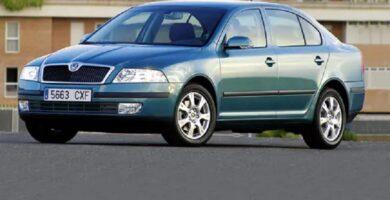 Catálogo de Partes SKODA OCTAVIA 2006 AutoPartes y Refacciones