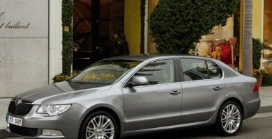 Catálogo de Partes SKODA SUPERB 2011 AutoPartes y Refacciones
